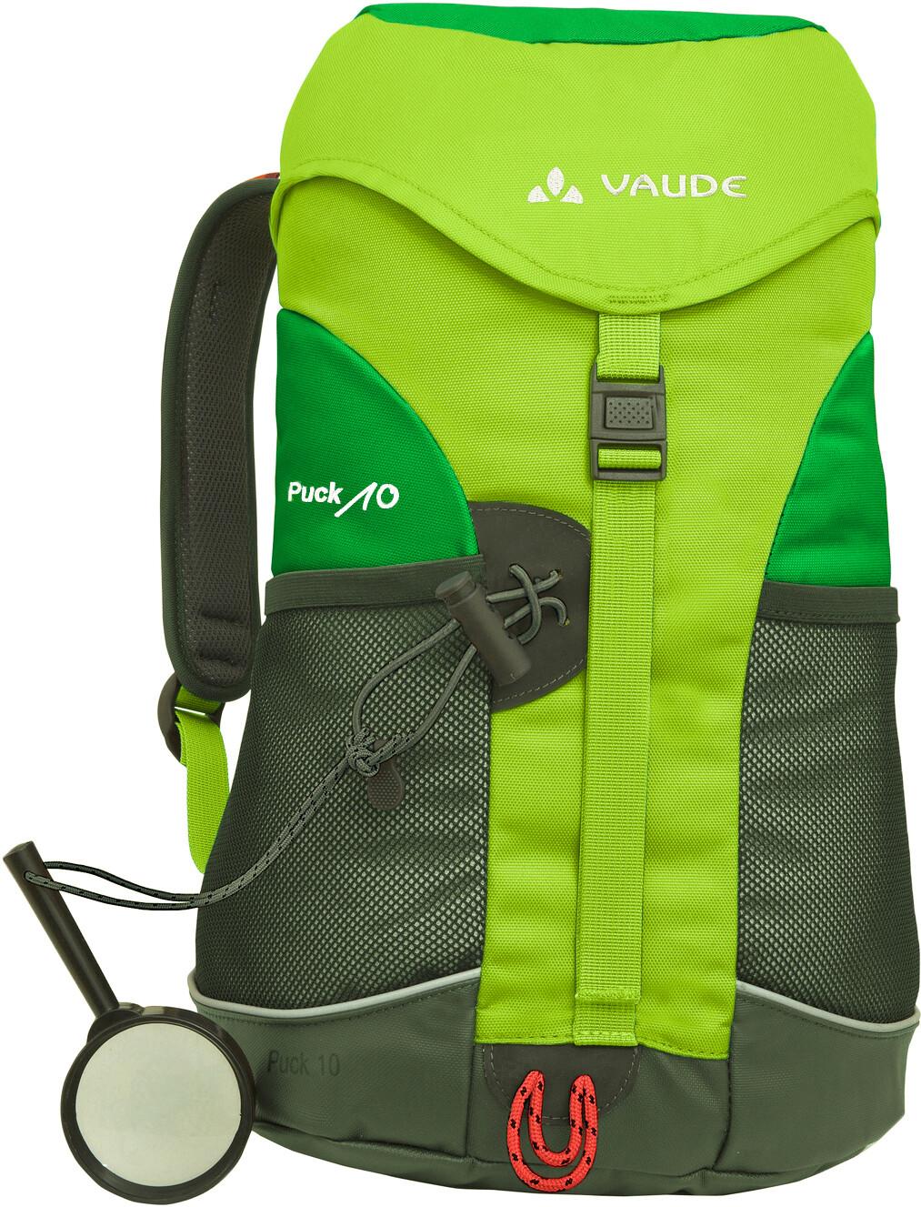 promo code fd83e 03721 VAUDE Puck 10 Backpack Kinder grass/applegreen